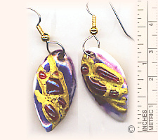 ceramic earrings d06